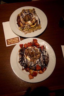 Pancakes on the Rocks - Hot 'n' Troppo en een Devils Delight
