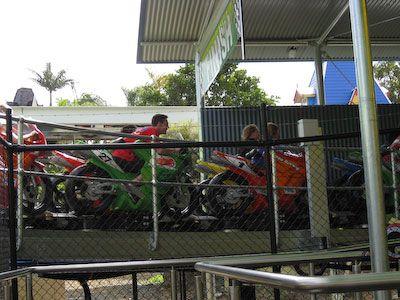 MotoCoaster in Dreamland