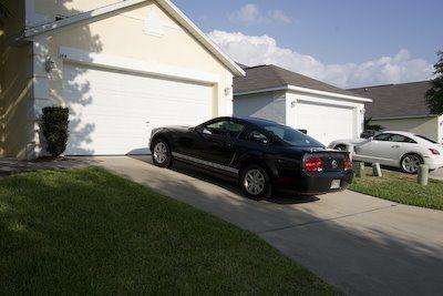 Ford Mustang - Hertz