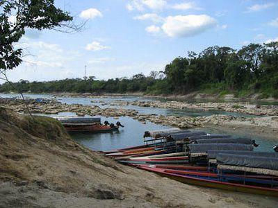 Boottocht naar Guatemala