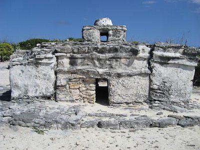 Maya vuurtoren Cozumel