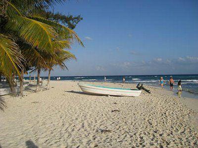 Strand Sandos Caracol