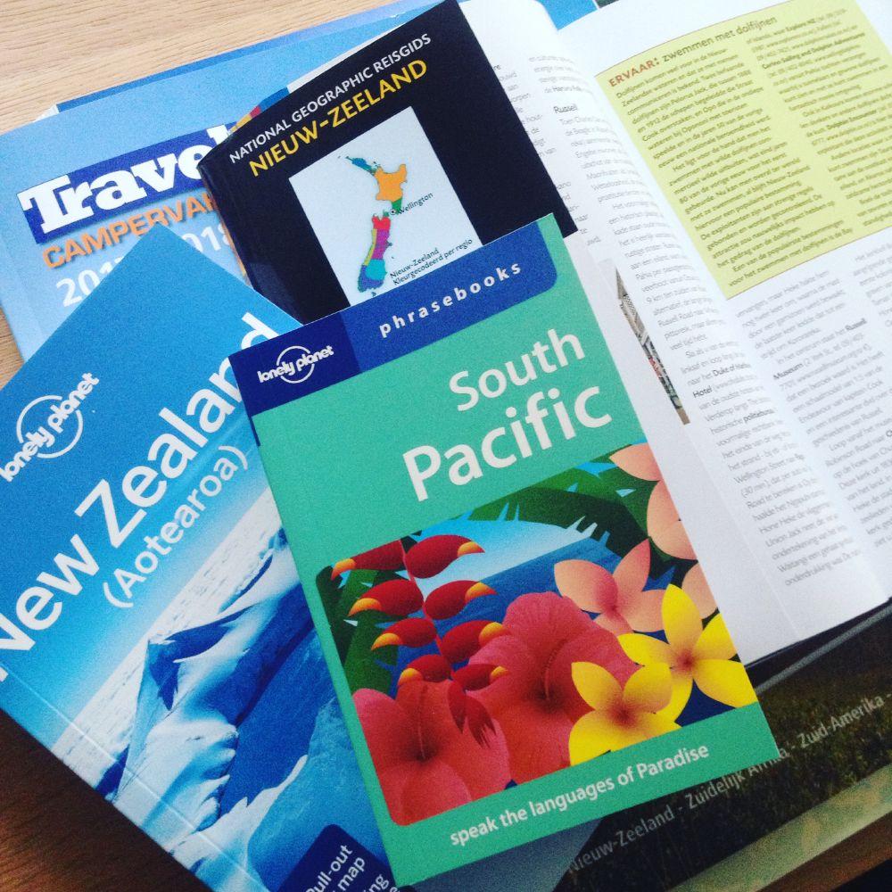 Reisgidsen Nieuw Zeeland