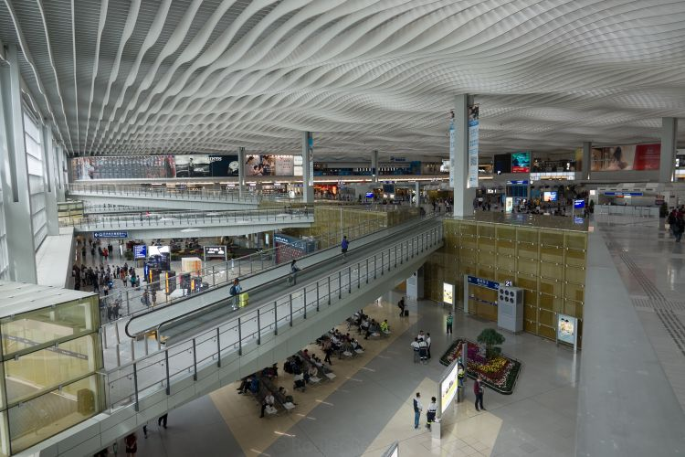 Terminal 2 van Hong Kong Airport