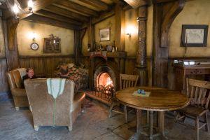Hobbiton cafe