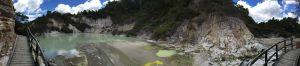 Wai-O-Tapu panorama