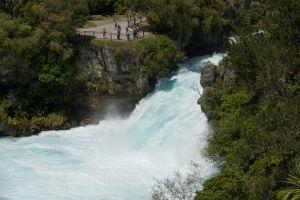 Huka Falls lookout 1