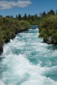 Huka Falls rapid
