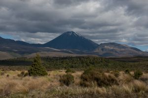 'Mt Doom' in Tongariro