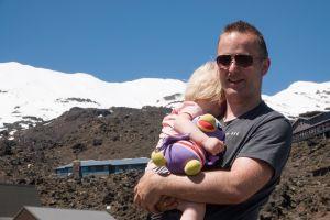 Skiepiste Mt Ruapehu