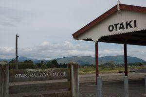 Otaki Railway Station
