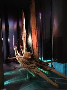 Maori schip