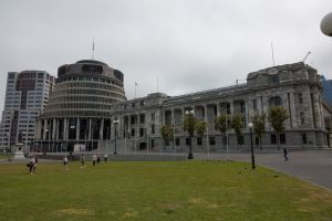 Parlementsgebouw Wellington