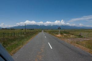 Doorgaande weg in Nieuw Zeeland