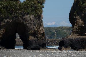 Arch aan zee