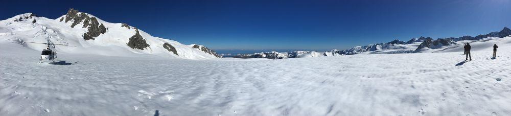 Panorama scenic flight