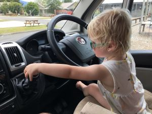 Fabienne autorijden