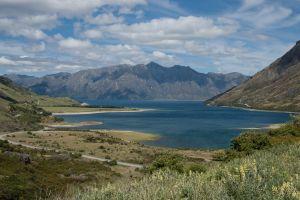 Lake Wanaka lookout