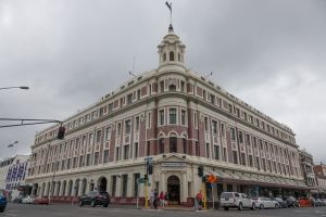 Allied Press Ltd Building Dunedin