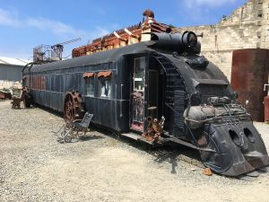 Steampunk HQ in Oamaru