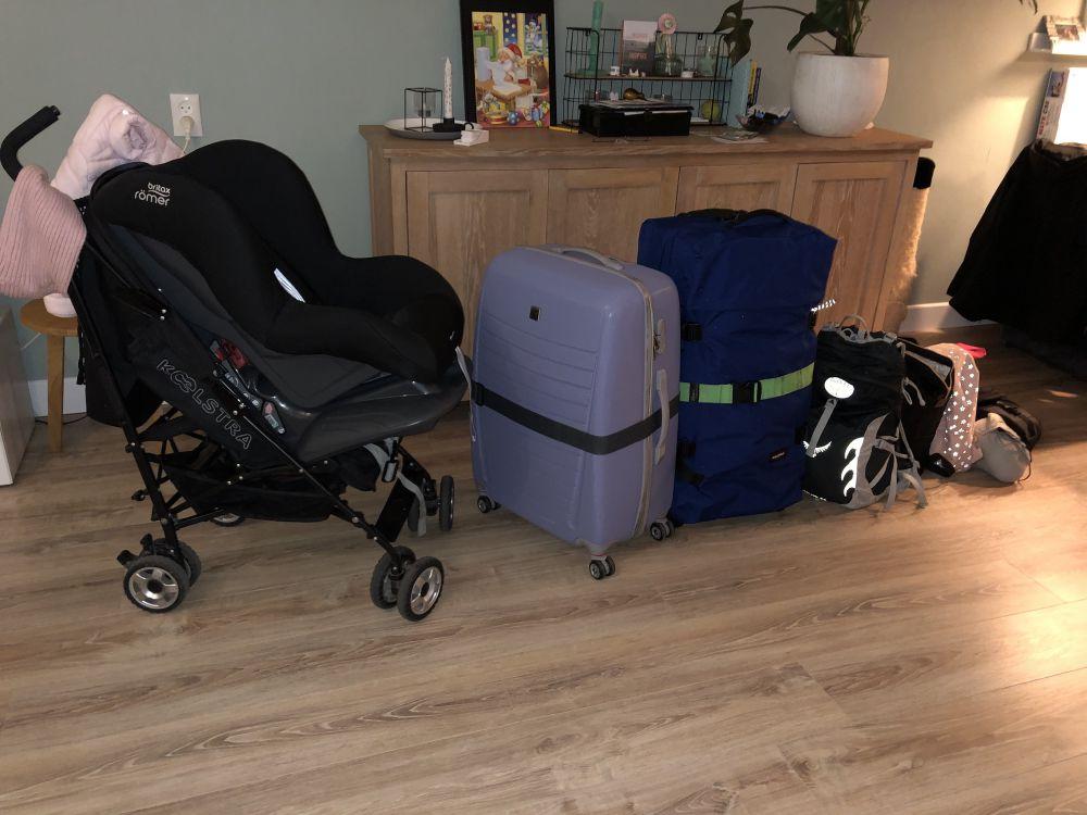 Onze bagage dit jaar