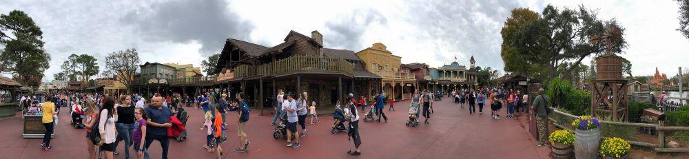 Magic Kingdom Frontierland