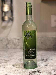 Flesje wijn als goedmaker