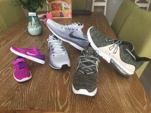 Resultaat schoenen shoppen
