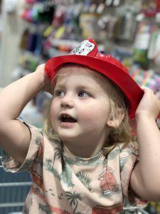 Fabiënne wordt brandweervrouw