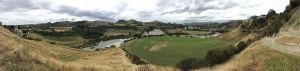Uitzicht WhiteCliff Boulders