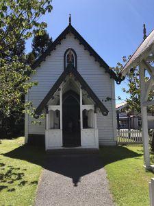 Shantytown kerk