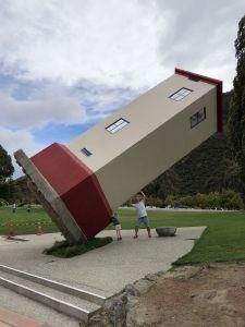 Schuine toren - Puzzling World