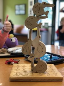 Houten puzzel - Puzzling World