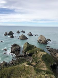Nuggets van Nugget Point