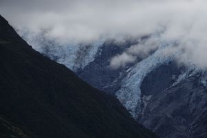 Gletsjer Mount Cook