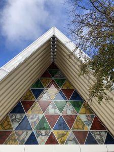 Tijdelijke kerk Christchurch