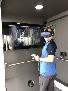 VR Experience Burj Kalifa