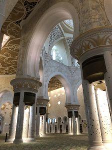 Grote zaal Grand Mosque
