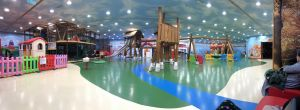 Indoorspeeltuin Kids Connection in WAFI Mall Dubai